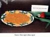 Sốt (sauce) nấm bào ngư chua ngọt (TT CNSH Ứng dụng-Abiocen)
