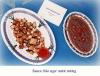 Sốt (sauce) tương nấm bào ngư (TT CNSH Ứng dụng - Abiocen)
